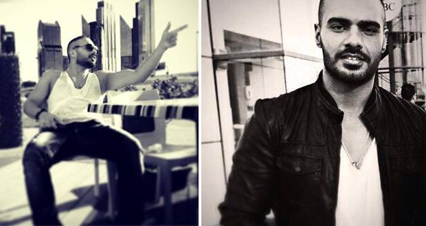 """بالفيديو: جوزيف عطية بصورة شبابية عصرية في كواليس """"ويلك"""" في شوارع دبي"""