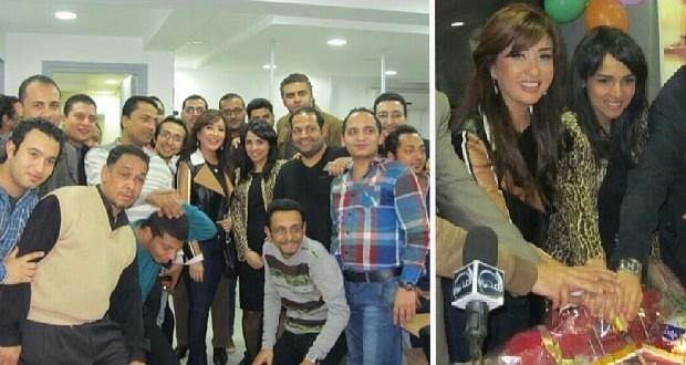 """بالصور: لطيفة إحتفلت بألبومها الجديد """"أحلى حاجة فيا"""" في مصر"""