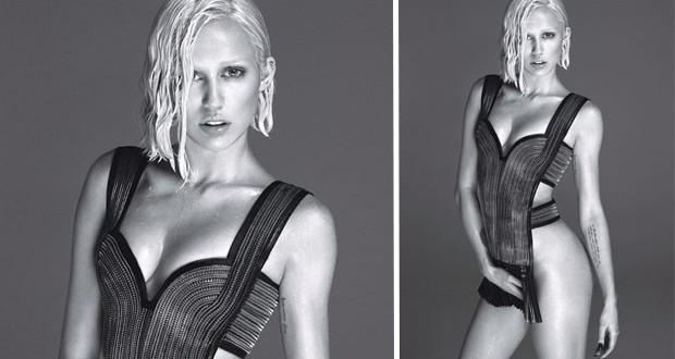 بالصور: Miley Cyrus في لوك جديد وجريء