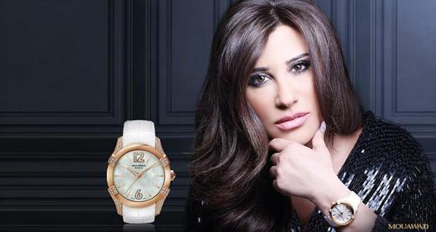 خاص: نجوى كرم جوهرة معوض الدّائمة وصور حملتها الإعلانية في إنتشار مستمر