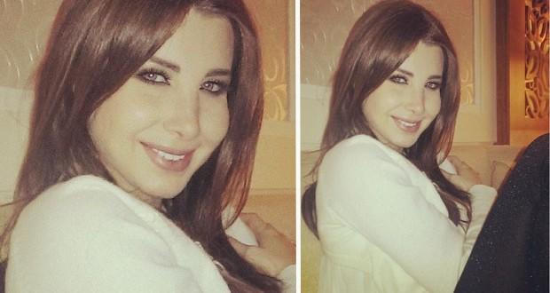 بالصورة: نانسي عجرم أحيت حفل زفاف في مسقط وتوجّهت الى أبو ظبي