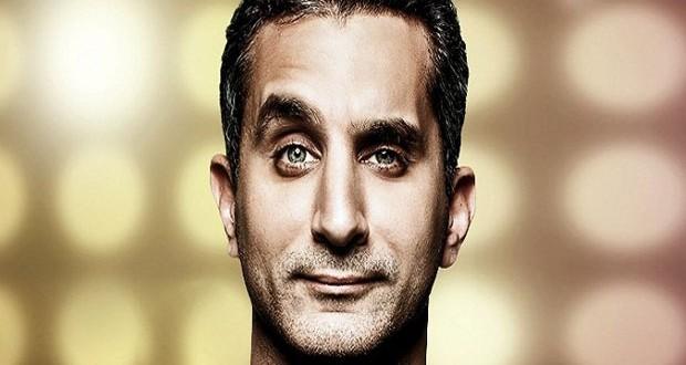 """باسم يوسف يعلّق على التويش: """"أتسائل عن عدم قدرة الدولة على حماية قمرها الصناعي"""""""