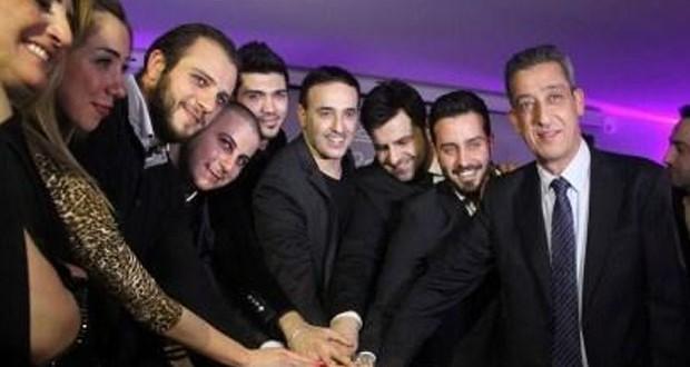 """بالصور: صابر الرباعي، زكي شريف، سعد رمضان ونخبة من النجوم في إفتتاح مطعم """"حكمدار"""""""