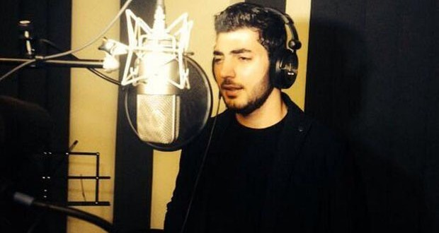 """بالصورة: جان شهيد يسجّل أغنيته الأولى """"مش إنتي"""" ويستعد لطرحها في الأسواق"""