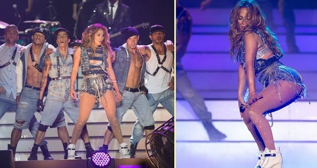 بالصور: Jennifer Lopez أشعلت مدينة دبي بحفلة أسطورية
