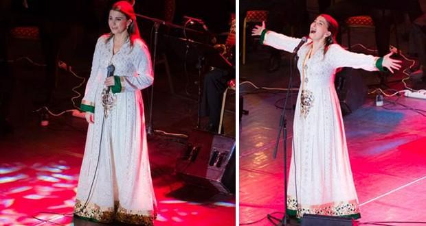 بالصور: السيّدة ماجدة الرومي أيقونة للرقي والفن في أجمل حفلات مصر وتسلّمت مفتاح الإسكندرية