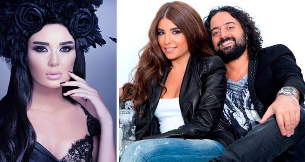 بالصور: سيرين عبد النور في حملة ميشال وكوليت زيتون الإعلانية الجديدة والثنائي في جولة عالمية