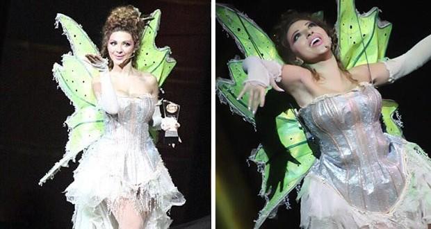 ميريام فارس العربية، عالمية خطفت الأنفاس في عرض Peter Pan وغيّرت معالم الإستعراض