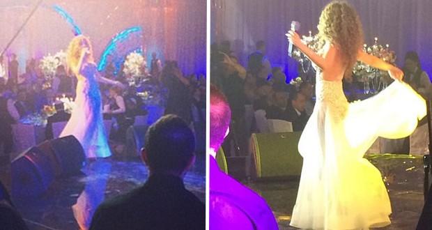 بالصور: ميريام فارس ملكة المسرح وأشعلت الروس بأضخم حفلات الجمهورية البيضاء