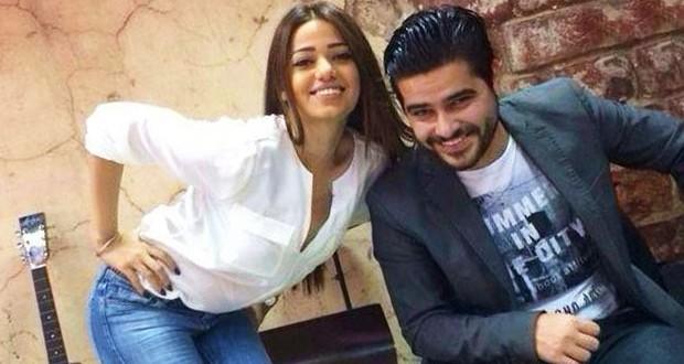 بالصورة: ناصيف زيتون ورحمة رياض يجتمعان في حفل ضخم في بغداد