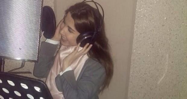"""بالصورة: نانسي عجرم سجّلت أغنية """"كأس العالم"""" مع Coca-Cola"""
