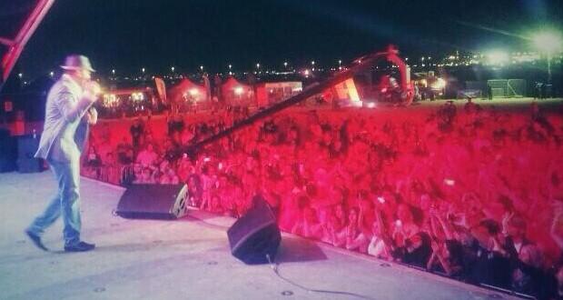 بالصور: رامي عياش أشعل أبو ظبي في واحدة من أجمل الحفلات