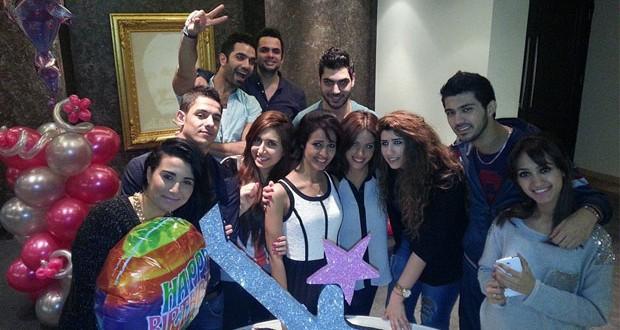 بالصور: نجوم ستار أكاديمي إحتفلوا بعيد ميلاد رنا سماحة، وهذا ما قدّمه لها جمهورها