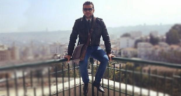بالصور: سامو زين وصل الجزائر وإستقبال مميّز كان بإنتظاره