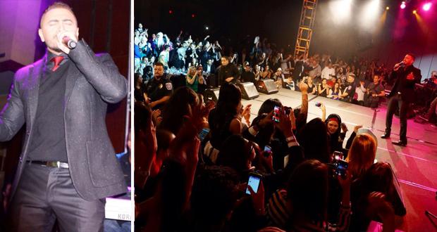 تامر حسني أحيا أضخم حفلات Texas وأكثرها حضوراً وشرّف الوطن العربي أجمع