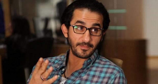 أحمد حلمي يوضحّ حقيقة حساباته على مواقع التواصل الإجتماعي ويحارب منتحلي شخصيته