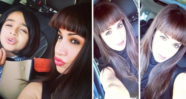 بالصور: ديانا حداد تسرق الأنظار بـ Look جديد ومع إبنتها في لقطة عفوية