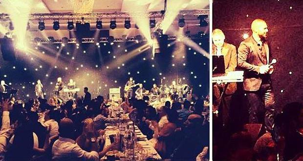 بالصور: جوزيف عطية ألهب أبو ظبي في أجمل الحفلات ويعيش نشاطاً فنيّاً غير مسبوق