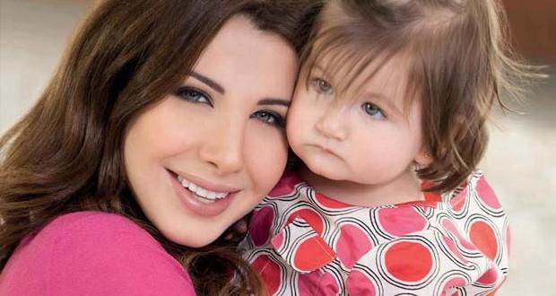 نانسي عجرم عايدت إبنتها إيلّا بأصدق الكلمات ومنّا أطيب التمنّيات
