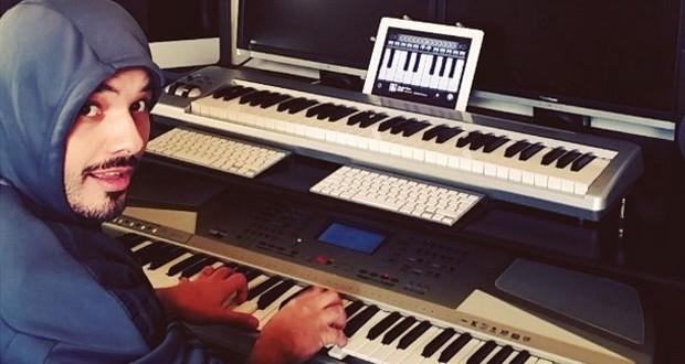 بالفيديو: رامي عياش يحضّر لأعمال موسيقية جديدة