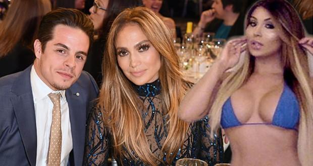 Casper Smart حبيب Jennifer Lopez متّهم بخيانتها مع متحولّة جنسيّاً