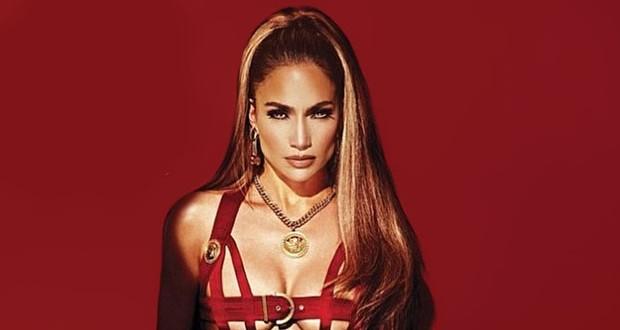 بالصورة: Jennifer Lopez مثيرة على غلاف ألبومها الجديد