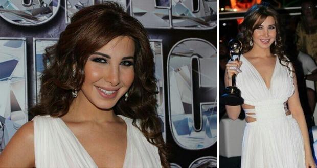 نانسي عجرم نجمة الـ World Music Awards رفعت رأس العرب وفازت بالجائزة العالمية