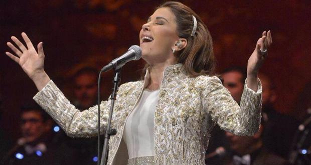 سيّدة لبنان ماجدة الرومي أشرقت سلام، محبّة، أمل وحياة من مهرجان بيت الدين إلى العالم أجمع