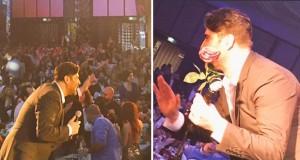 وائل كفوري ألهب الحبّ في أقوى حفلات دبي
