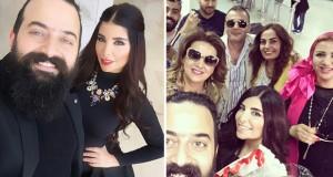 ميشال وكوليت زيتون والجمال ثالثهما في تونس