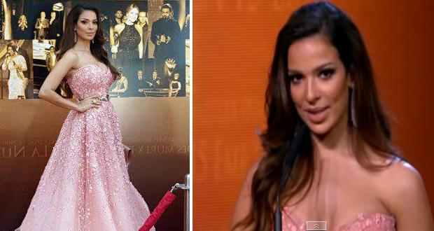 نادين نسيب نجيم أفضل ممثلة لبنانية لعام 2014