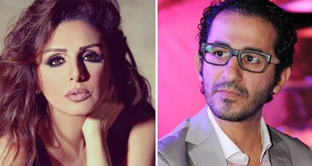 ماذا قال أحمد حلمي عن ألبوم أنغام قبل طرحه بيومين؟
