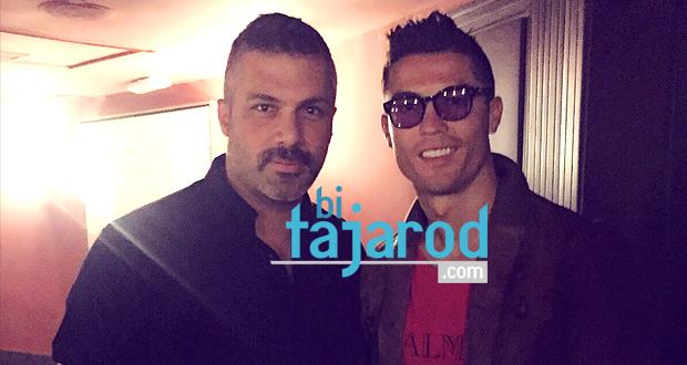 المغرب يجمع فارس كرم وCristiano Ronaldo – حصري بالصور