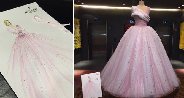مصمم الأزياء جان فارس يتضامن مع حملة مكافحة سرطان الثدي