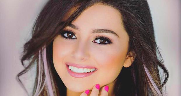 ماريتا الحلاني موهبة عربية تنطق بالأجنبية