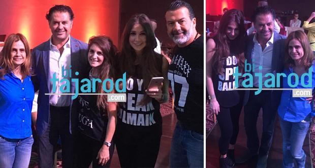 راغب علامة في بروفات حفل ملكة جمال لبنان – حصري بالصور