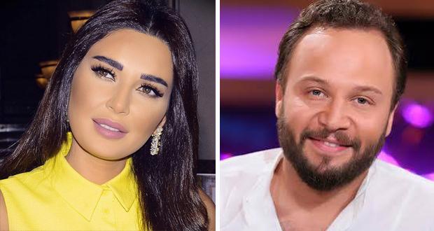 ماذا دار بين سيرين عبد النور ومكسيم خليل؟