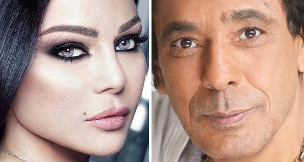 هل تكون هيفاء وهبي بطلة مسلسل محمد منير؟ – خــاص