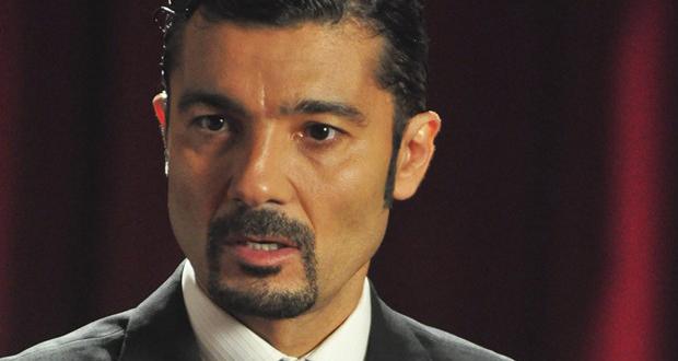 خالد النبوي يستعرض لياقته البدنية في النادي الرياضي