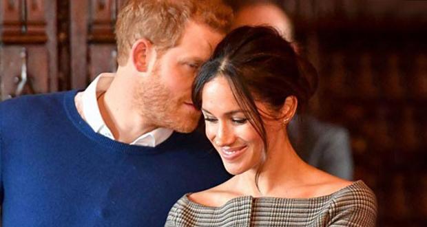 """الـ""""ديلي ميل"""" تكشف تفاصيل إطلالة ميجان ماركل في حفل زفافها من الأمير هاري"""