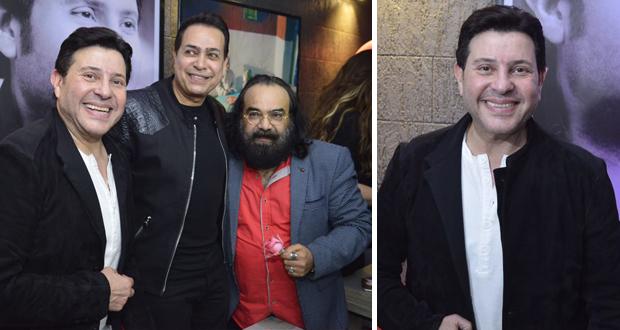 """نجوم الفن والمشاهير يشاركون هاني شاكر الاحتفال بـ""""علي الضحكاية"""""""