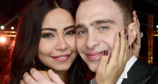 """بعد براءتها من قضية """"البلهارسيا"""".. شيرين ترقص مع حسام حبيب في منزل أصالة"""