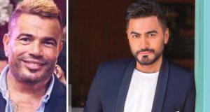 الفرق بين نجاح حفل تامر حسني في لندن وفشل حفل عمرو دياب – بالصورة