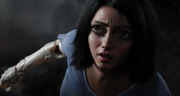 فيلم Alita: Battle Angel يتصدّر المرتبة الأولى عالميًا
