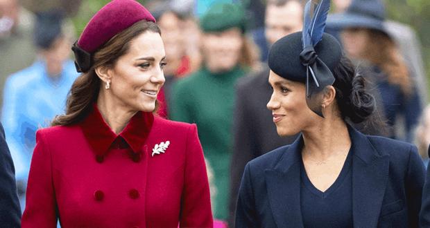ما علاقة حبيبة الأمير هاري السابقة بتوتر الأجواء بين كيت ميدلتون وميغان ماركل؟