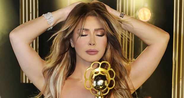 نوال الزغبي نجمة Miss Elite World.. والجمهور يتفاعل