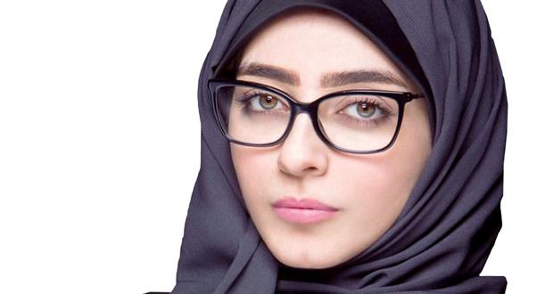 خبيرة التجميل زينب المعبر صاحبة لمسة فنية ساحرة