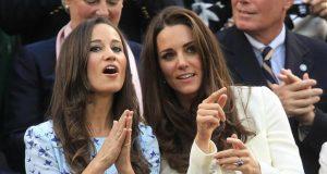 بيبا ميدلتون تنجب طفلة وتمنحها اسماً يحمل تكريماً لكيت والملكة إليزابيث