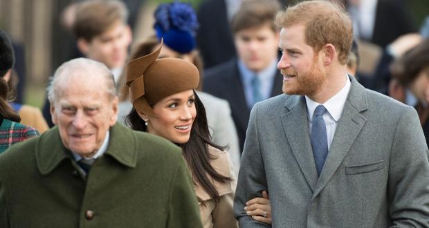 """مذيع """"فوكس نيوز"""": الأمير هاري ميغان ماركل السبب في وفاة الأمير فيليب"""