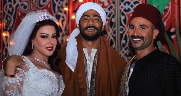 أول تعليق من سمية الخشاب على إحياء طليقها حفل زفافها